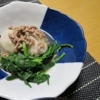 田舎家庭料理、ずばり芋、炊屋食堂の芋定食・・・