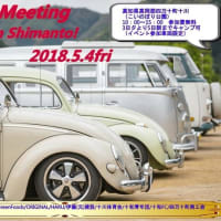 10th VW Meetin'/Come on Shimanto!