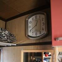 電波時計の修理