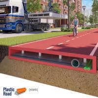 世界的に注目される、プラスチックのマテリアルリサイクル!「プラスチックロード」というアイデア