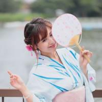 全東京写真連盟・納涼ゆかたモデル撮影会1