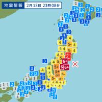 震度6強の福島・国見町道の駅の天井損壊、商品散乱「いつ再開できるのか」