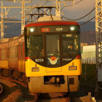 2019年2月12日 京阪本線 淀  8059F