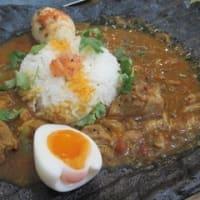 「仙臺スパイスカレー こぐま食堂」、長町一丁目で「迷ったらツイン」。カレー2種とおかず3種のセット