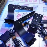 中古 ニッソー 小型LEDライト スマートタッチ
