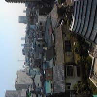 北千住からみえる東京スカイツリー