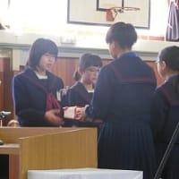 第72回卒業証書授与式