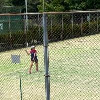 2020京都サマージュニアテニス選手権大会に行って来ました!