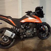 MIDDLE ADVENTURE 増殖中!KTM 250 ADVENTURE NEW ORANGE GRAPHIC!