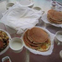 ハワイ 07夏 ⑤  朝食