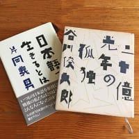 漢字は絵。「平野甲賀の文字群」展