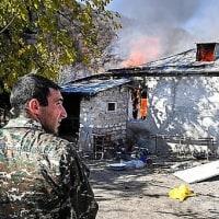 アゼルバイジャン・アルメニアの停戦 係争地の帰属も住民の遺恨も将来に持ち越し