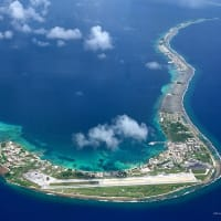 マーシャル諸島のルニットドーム