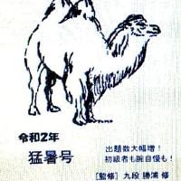 大津・三宅英治氏・将棋を孫に伝える会・・藤井新棋聖特集の配信がありました。