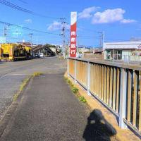 奈良県大和郡山市小泉町の風景