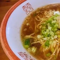 自家製ワンタン麺