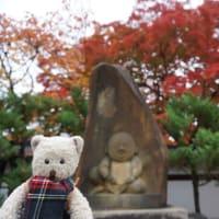 ミモロの紅葉情報。11月30日まで公開の「宝鏡寺」。皇女たちが愛した人形展も