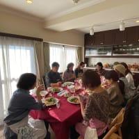 朝倉玲子さんの 五感を呼び覚ます料理教室@HAPPY TABLE