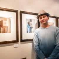稲垣徳文写真展  ROOTS   アジェとニエプスを辿る旅 ギャラリーバウハウス