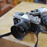 Canon FTb , PENTAX SL