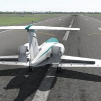 X-Plane11のフリーウエアGulfstream G-IV SPを飛ばす
