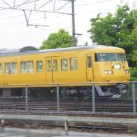2019年4月26日,今朝の山陽線 117系