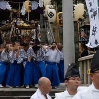 浦賀の祭(1)
