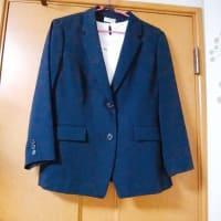 ジャケットを買ってしまいました。「麻 MIX」で買い物!不思議と満たされてしまいました。