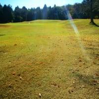 ゴルフコースのサービスを考える