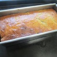 キウイドライフルーツパウンドケーキ