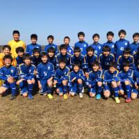 U13愛知県リーグ 2部リーグ優勝!