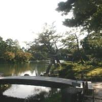ё 日本三名園の一つで、国指定特別名勝:兼六園美景、ドキドキ眺め ё(石川県金沢市)