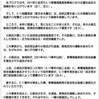 【311地震津波テロ】福島原発事故の裁判なぜ東電が無罪なのか!有罪にすると小泉・安倍コンビが安全装置撤去がバレるからか!判決の直前に大谷最高裁長官が安倍官邸を訪問!日本の原発は核兵器用核燃料生産のため