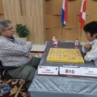シャンチー(象棋)の「上海友好都市インビテーション」開催される