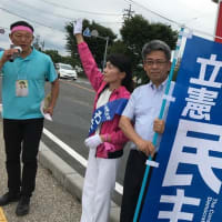 国家権力と国民の闘い―参議院選挙