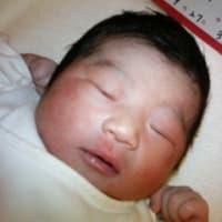 産まれました(^O^)