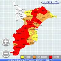 千葉県の大規模停電