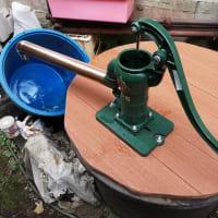 人工木材で作る井戸蓋