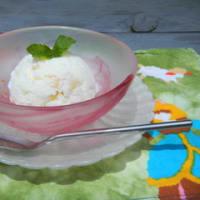 ヨーグルトアイスクリーム