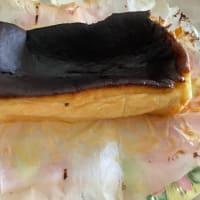手順が間違っているチーズケーキでした