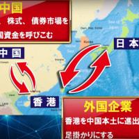 香港市場が壊れそう…全て中国次第