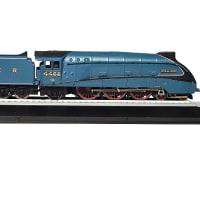 LNER Class A4 Mallard・マラード号 by CORGI