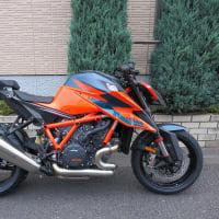 KTM のフラッグシップ!KTM 1290 SUPER DUKE R 2021MY 「THE BEAST」入荷!