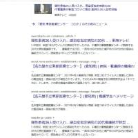中日選手2人自宅待機&愛知東部医療センター20代男性看護師:横浜税関50代女性(接客無):一の宮60代女性&NYではcpapさえも足りず!