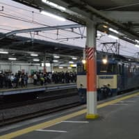 EF64-1025 【西国分寺駅:武蔵野線】 2020.NOV
