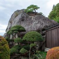 秋の山寺から家路へ