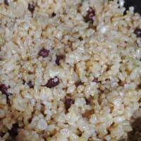 発酵玄米をつくってみた