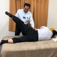 右肩の痛みと前腕への刺鍼(^_^;) :昨日の臨床実践塾