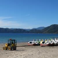 東北秘湯へ・・・11 田沢湖