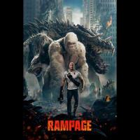 「ランペイジ 巨獣大乱闘」Rampage(2018 WB)